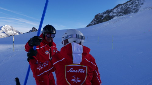 saas fee uniform